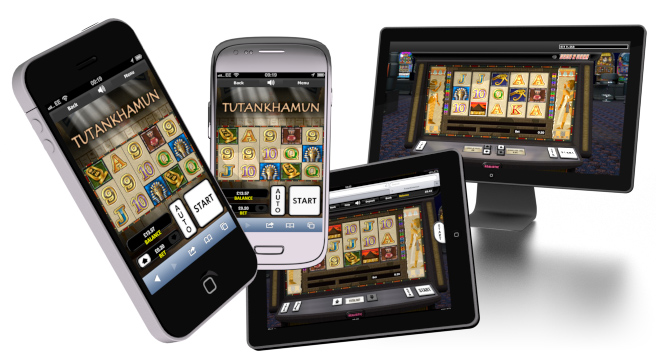 PC and Mobile Casino Games by Realistic Games