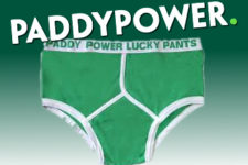 Paddy Power crazy Online Bookmaker Ad