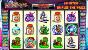 Weird Science Slots