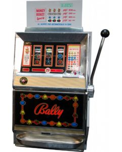 Pokies Technology Ballys Money Honey
