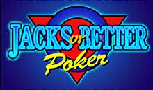 Jacks or Better Online Video Poker