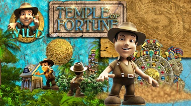 Temple of Fortune on Microgaming's Quickfire