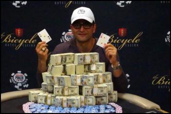 Antonio Esfandiari, <em>photo WSOP.com</em>