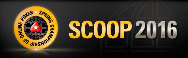 2016 PokerStars Spring Championship of Online Poker (SCOOP)