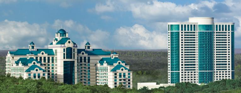 Foxwoods Resort Casino Mashantucket, Connecticut