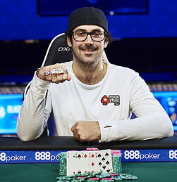 Jason Mericer wins 4th WSOP bracelet