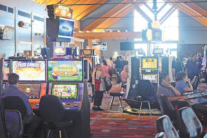 Slot Machines at Shooting Star Casino in Bagley, MN