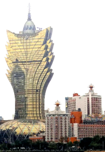 Casino Grand Lisboa Macau China