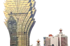 Casino Grand Lisboa Macau China