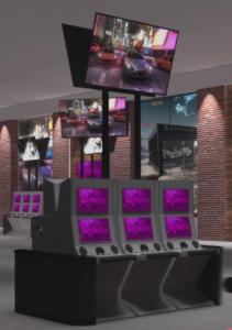 GameCo Video Game Gambling Machines