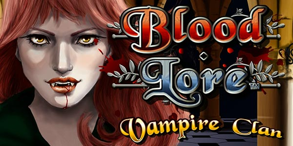 New Australian Pokies Blood Lore Vampire Clan