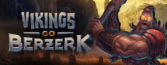 New Australian Slots Vikings Go Berzerk