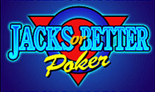 Jacks or Better Online Video Poker
